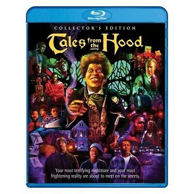 Cinedigm - Uni Dist Corp Brsf17460 Tales From The Hood (Blu Ray) (Collectors ...