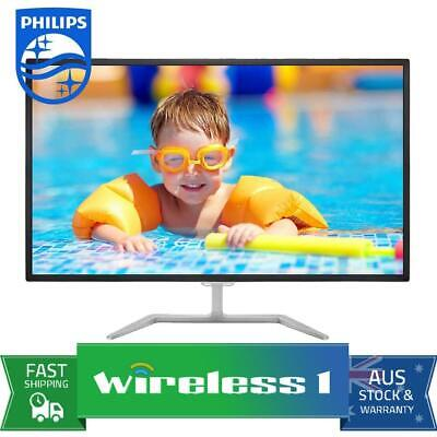 Philips E-Line 323E7QDAA 32in Full HD IPS Monitor with Speakers