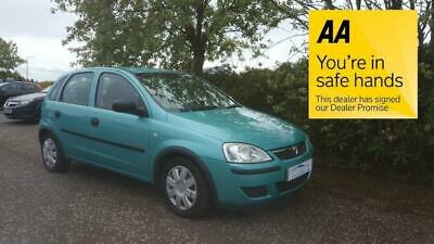 Vauxhall Corsa LIFE 16V TWINPORT Great Looking Car Very Low Miles Fully Warrante
