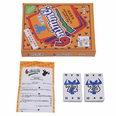 6 Nimmt Board Game Cards Games: 104 Cards For 2-10 Players AU POST