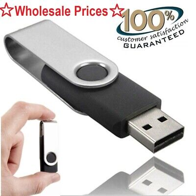 1GB 2GB 4GB 8GB 256MB 512MB USB 2.0 Memory Stick Flash Thumb Pen Drive Wholesale