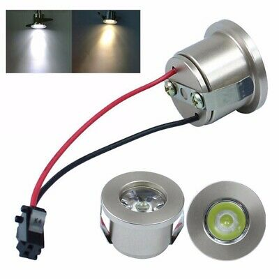 1/3W Recessed Mini Spotlight Lamps Ceiling Mounted Downlight LED Ceiling Light