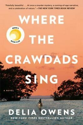 Where the Crawdads Sing by Delia Owens: Used