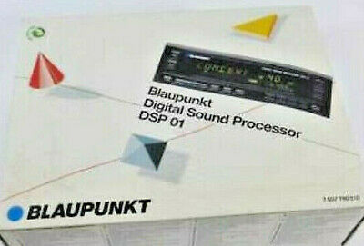 BLAUPUNKT DSP-01 DSP Digital Sound Field Processor Equalizer