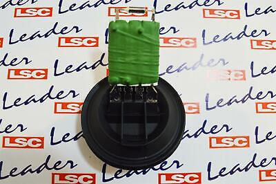 VW POLO 2002 TO 2007 FOX AUDI A2 HEATER BLOWER RESISTOR C986
