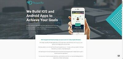 Full Service High Quality Mobile App Design Reseller Business. High Profit.