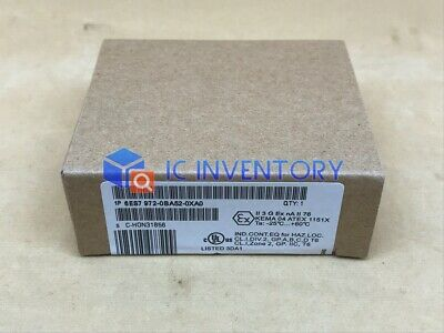1Pcs New Siemens 6Es7972-0Ba52-0Xa0 6Es7 972-0Ba52-0Xa0 Bus Connector