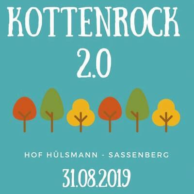 Kottenrock 2019 - Spende (ohne Ticket)