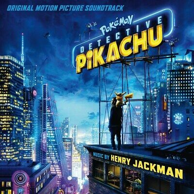 Pokémon: Detective Pikachu -  (Album) [CD]