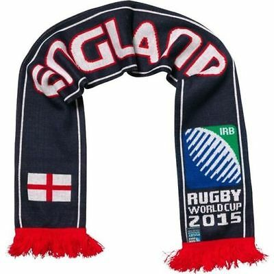 Official Rugby World Cup 2015 Scarfs (England, Wales France, Ireland, 20 Nation)