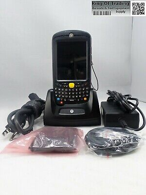 Symbol MC55A0 Handheld with Cradle Kit QWERTY 2D/1D Barcode Scanner