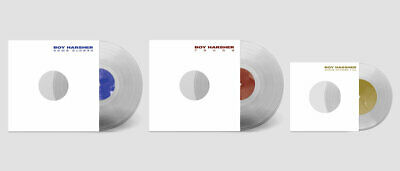 "Boy Harsher - Come Closer / Tears / LA // Vinyl 2x12"" + 7"" ltd to 300 on Clear"