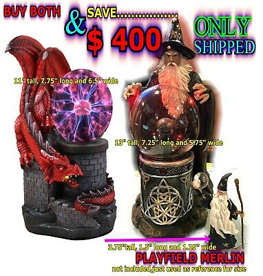 NEW 2019 MEDIEVAL MADNESS Pinball Topper DRAGON AND MERLIN SPECIAL PRICING