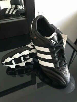 51596bf5e NEW Adidas Telstar II TRX FG mens soccer cleats Size US 9 black white  leather