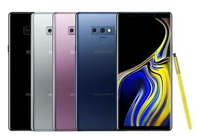 Samsung Galaxy Note 9 SM-N960U 128GB GSM /CDMA Unlocked T-Mobile AT&T Verizon