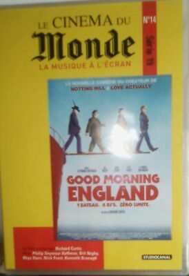 """ GOOD MORNING ENGLAND "" DVD NEUF - Philip SEYMOUR HOFFMAN - Richard CURTIS"