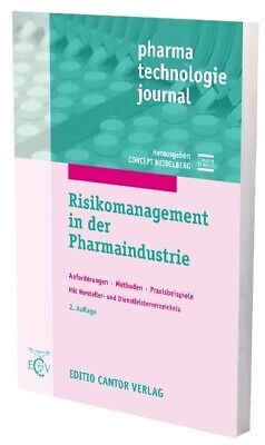 Risikomanagement in der Pharmaindustrie, Concept Heidelberg GmbH