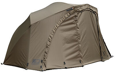 Fox R-Series Brolly System Oval Schirmzelt Shelter Schirm 10k Brolley Brollie