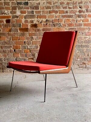 Peter Hvidt & Orla Molgaard Nielsen Boomerang Chair Manufactured By France 1950