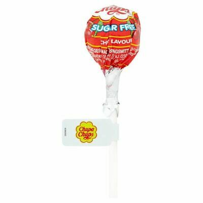 Chupa Chups Sugar Free Lolly 11G