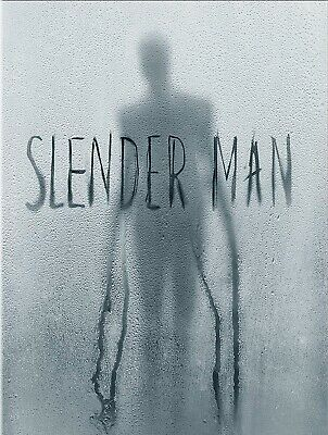 Slender Man DVD. New with free postage.