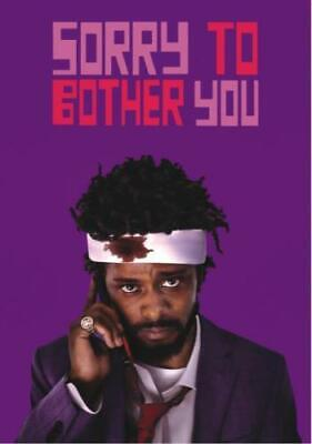 Sorry to Bother You [DVD] DISK ONLY.