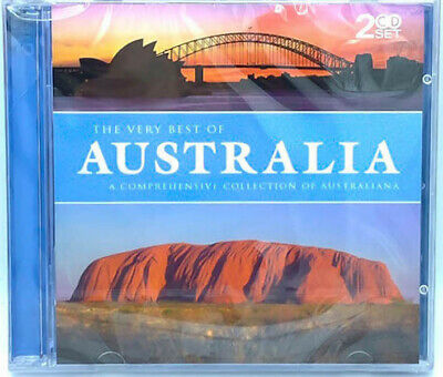 The Very Best Of Australia (2006, 2 Discs, Various Artists)  MUSIC CD NEW SEALED