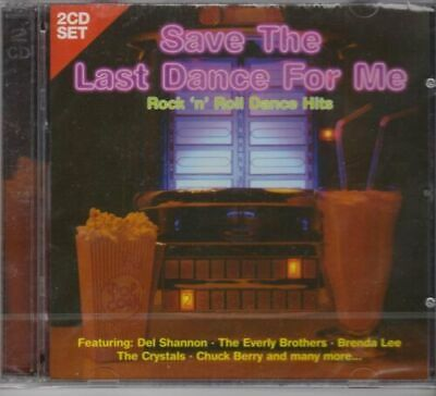 SAVE THE LAST DANCE FOR ME - VARIOUS ARTISTS on 2 Disc's  MUSIC CD NEW SEALED