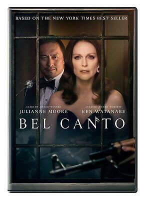 Bel Canto [2018] [Dvd] Disk Only.