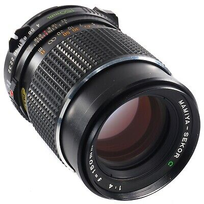 Mamiya-Sekor C 150mm f4 for Mamiya 645 Super 645 PRO TL M645 1000s (43112)