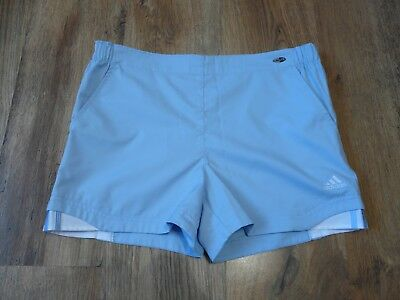 Vintage Womens Adidas Climalite Shorts Size 12 D38 (N050)