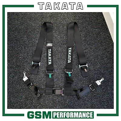 Genuine Takata Drift Iii / Bolt On / 4 Point / 70003-0