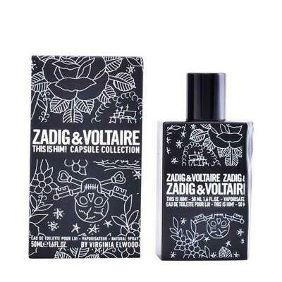 Perfume Hombre This Is Him! Capsule Collection Zadig & Voltaire EDT (50 ml)