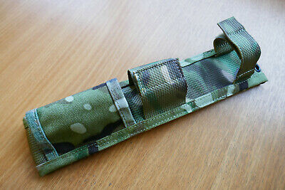 NEW - US Army Issue Woodland Camo MOLLE Entrenching Tool Shovel Carrier Pouch