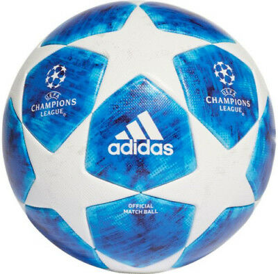 Authentic Adidas Uefa Champions League18 Official Soccer Match Ball Cw4133