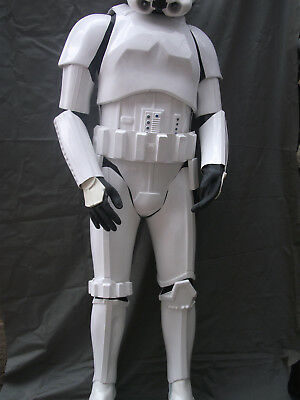 Star Wars ANH TM Stormtrooper Armor Armour By TrooperMaster Costume Prop