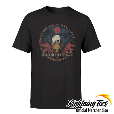 Official Queens Of The Stone Age Chalice T-Shirt