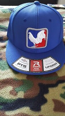ROSSIGNOL VINTAGE ROOSTER Flexfit Hat (One size fits Most) - $19 95