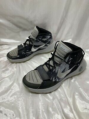 newest d0632 4b0a5 Nike KD Trey 5 III Basketball Shoes BLACK SILVER 749379-001 Size Mens 11.5