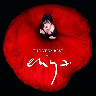 Enya - The Very Best Of Enya - UK CD/DVD album 2009