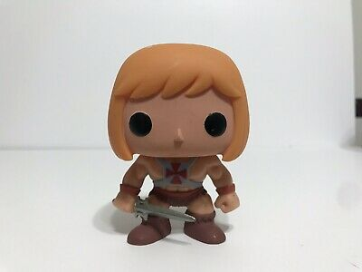 Funko POP! Television Masters of the Universe MOTU He-Man #17 Out of Box OOB