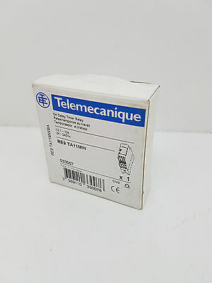 Telemecanique RE9 TA11MW On Delay Timer