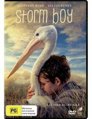 Storm Boy : 2019 : NEW DVD : Australian Stock :