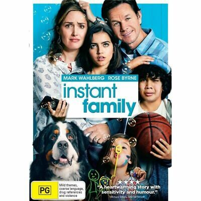 Instant Family : 2019 : NEW DVD : Australian Stock : WEDNESDAY 19/6 ONLY SPECIAL