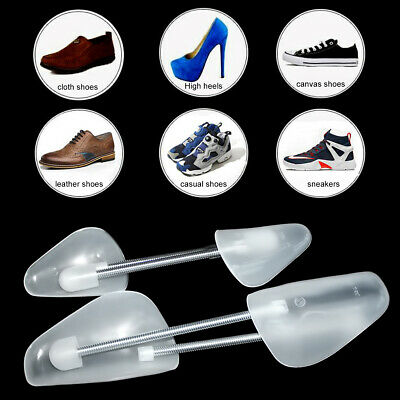 5/10 Sets Men Plastic Shoe Trees Maintain Shape Shoes Footwear Stretcher AU
