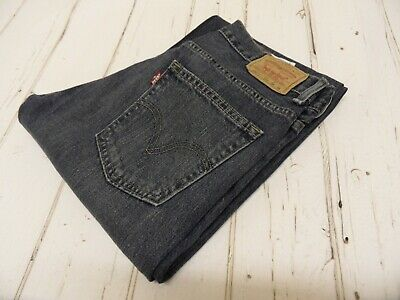 Mens / Youth Levi's 550 Relaxed Fit Jeans Size 16 Years W30 X L29 : P497