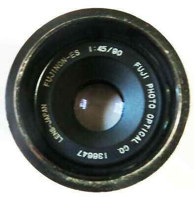 Fujinon-ES 90mm/1:45 Enlarging Lens (Excellent Condition)