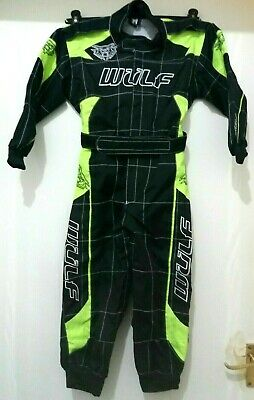 NEW Wulfsport Cub Kids MX Motocross Enduro Pit Lane Racing G/Prix Race Suit