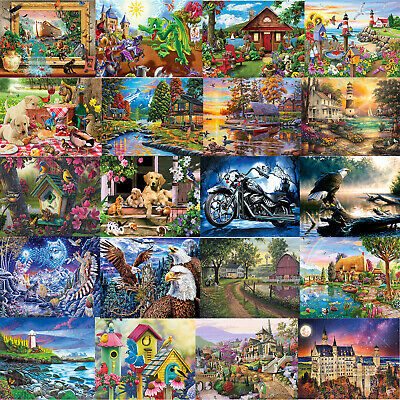 5D Diamond Painting Full Diamant Kreuzstich Stickerei Malerei Bilder Landschaft