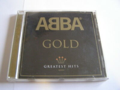 cd ABBA gold: greatest hits